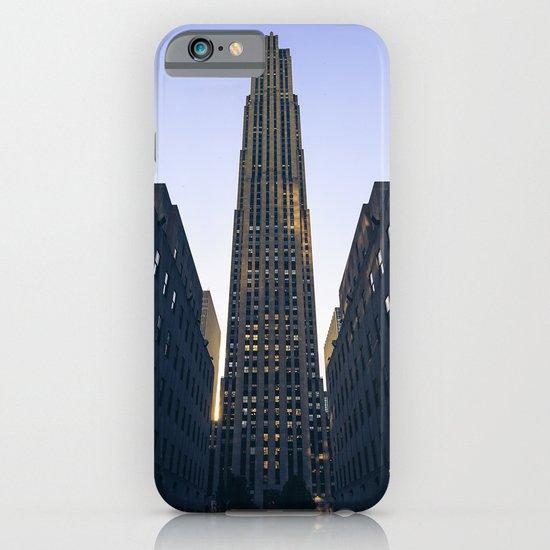 Rockefeller iPhone & iPod Case