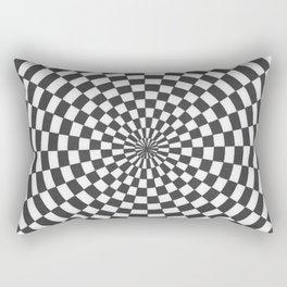 arte óptico 2 Rectangular Pillow