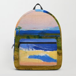 Akseli Gallen-Kallela - Kilima-ndjaro - Digital Remastered Edition Backpack