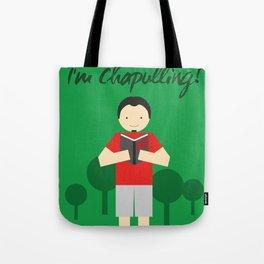 Chapulling Tote Bag