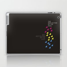 The Reflection of the Soul Laptop & iPad Skin