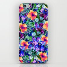 My Tropical Garden 9 iPhone & iPod Skin