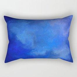 Elissima V1 - underwater creature Rectangular Pillow