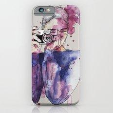 Selfie by carographic iPhone 6s Slim Case