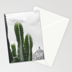 Cactus Over el Centro Stationery Cards