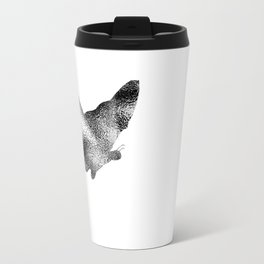 Butterfly Ripple Travel Mug