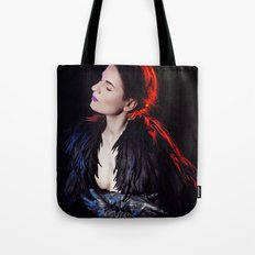 Dark Fashion Tote Bag