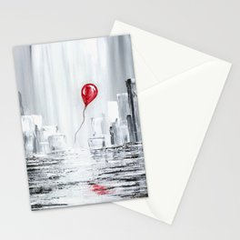 Lonesome Traveler Stationery Cards