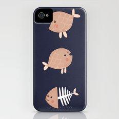fish emotions. Slim Case iPhone (4, 4s)