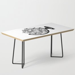 What a Wonderful World Coffee Table