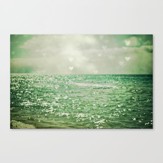 Sea of Happiness Canvas Print