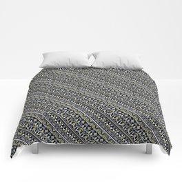 Ethnic ornament 12 Comforters