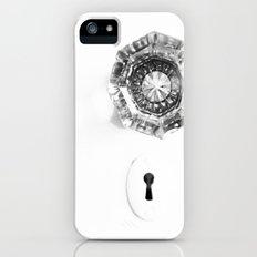 Door to the Past Slim Case iPhone (5, 5s)