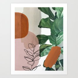 Simpatico V2 Art Print