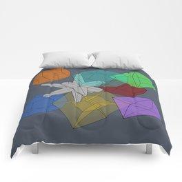 Cluster Flux Comforters