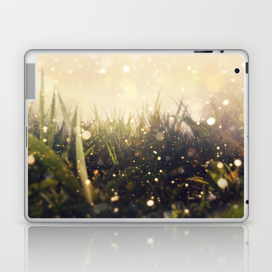 Hidden in the Magic Garden Laptop & iPad Skin