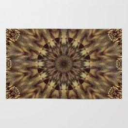 Fractal Carpet Mandala 20 Rug