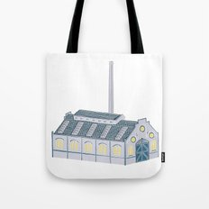 Little Factory Tote Bag