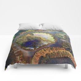 EMBRYONIC SLUDGE Comforters