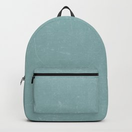 White and Green Old School GreenBoard Backpack