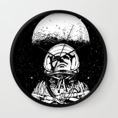 Looking for Space Wall Clock