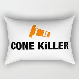 Cone Killer v4 HQvector Rectangular Pillow