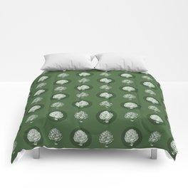 Artichoke Green Comforters