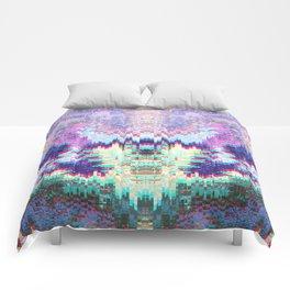Pixel Mon Comforters