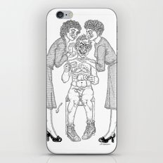 The Defamation of Normal Rockwell II (NSFW) iPhone & iPod Skin