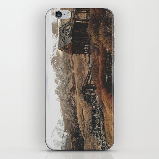 Mountain Mill iPhone & iPod Skin
