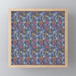 Poppy Complement Framed Mini Art Print