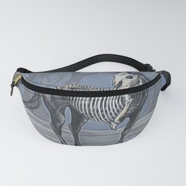 Helhest Three Legged Horse Fanny Pack