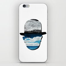 Ceci n'est pas une Magritte iPhone & iPod Skin