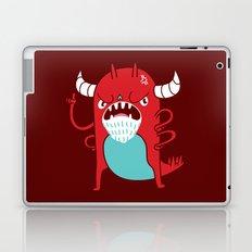 Monster Nagging Laptop & iPad Skin