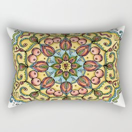 #MeToo Mandala Rectangular Pillow