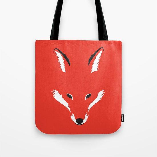 Foxy Shape Tote Bag