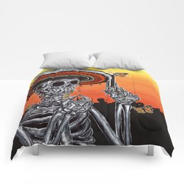 Days Of The Dead Comforters