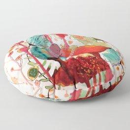 les mots doux Floor Pillow