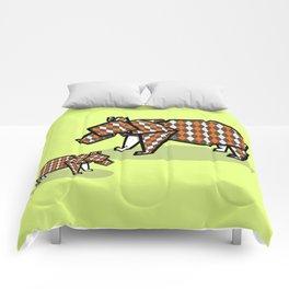 Origami Bear Comforters