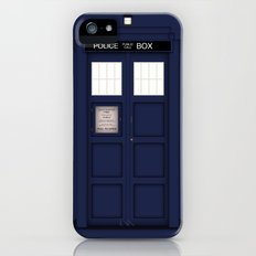 It's The Tardis iPhone (5, 5s) Slim Case