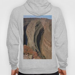 The Goosnecks - A Meander Of The San Juan River Hoody