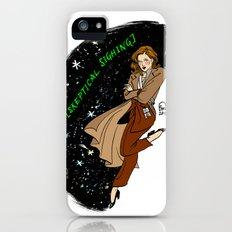 Dana Scully Pin-up Slim Case iPhone SE
