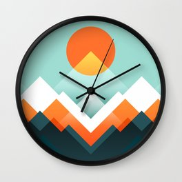 Everest Wall Clock