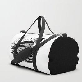 Inktober Flowing Duffle Bag