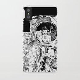 asc 333 - La rencontre rapprochée ( The close encounter) iPhone Case