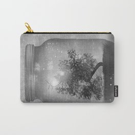 Black and White - Saving Nature Carry-All Pouch