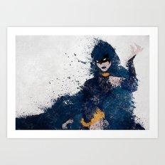 Dark Origins Art Print