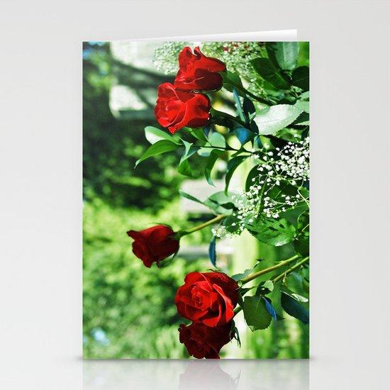 Symbolic beauty Stationery Cards