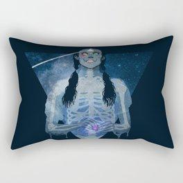 Brain Damage Rectangular Pillow