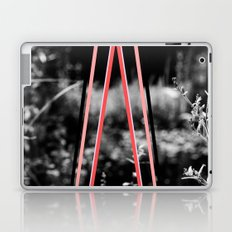 garden stripes Laptop & iPad Skin